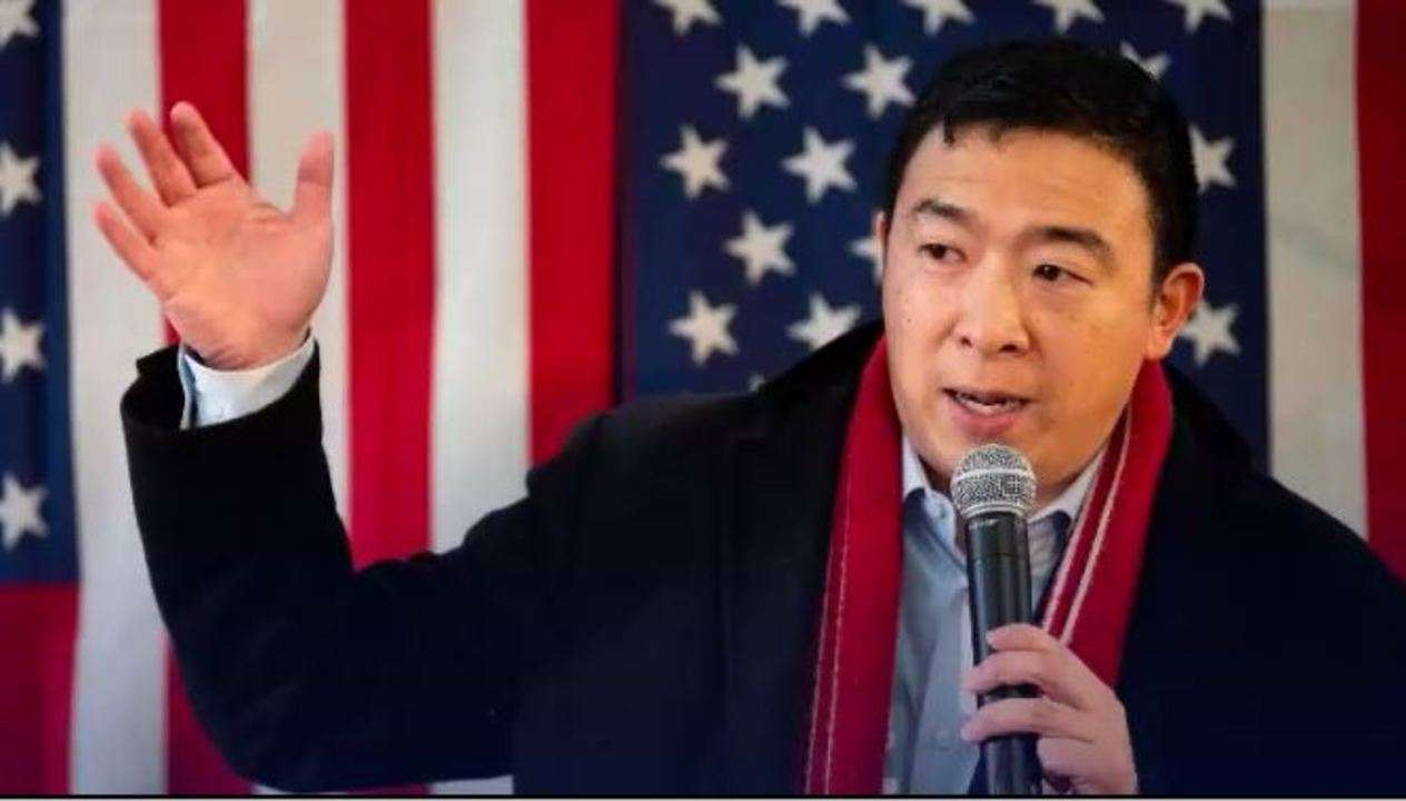 Yang demands Congress get its 'sh-- together' and approve payments to all Americans
