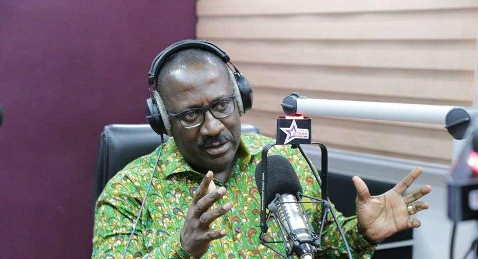 Citi FM CEO Samuel Atta Mensah