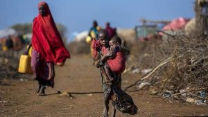 Malaria epidemic