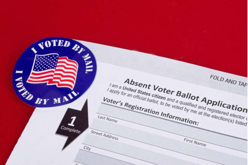 ADVANTAGES AND DISADVANTAGES OF VOTING BY MAIL