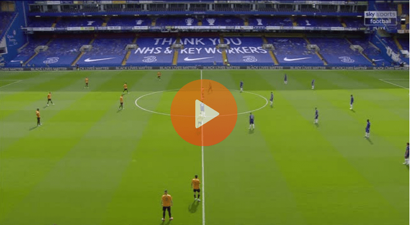 A game that is much known as the decider of the next Season Champions League spot for the home team is that against Wolves. In case you missed the show, here is an opportunity to watch the Chelsea vs Wolves Highlights.