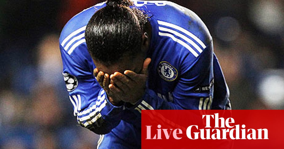 """Didier Drogba's departure After eight seasons at Chelsea, Didier Drogba has declared that he will leave the Blues """"for an extraordinary jump into the obscure."""""""