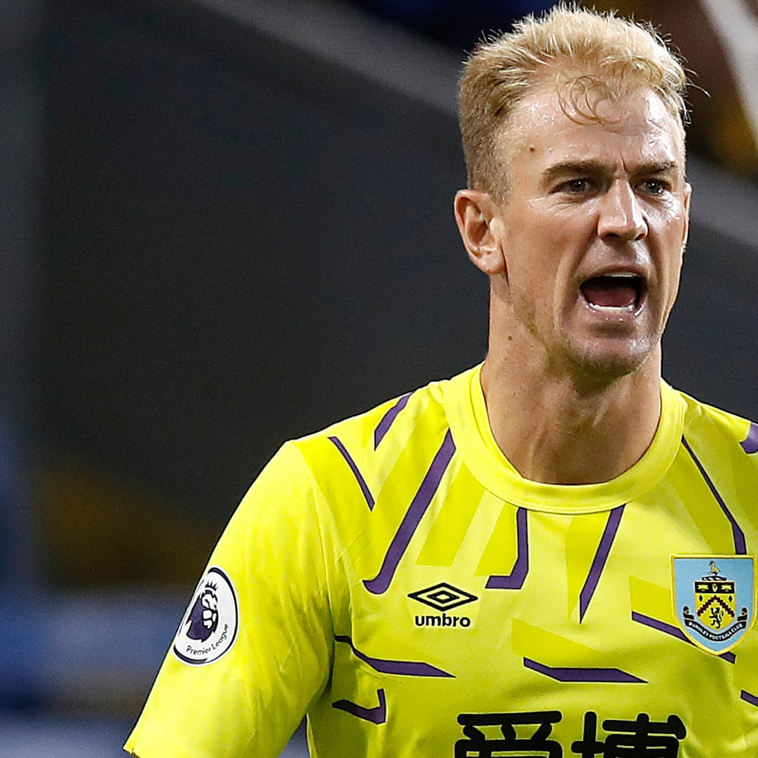 Joe Hart set to join Tottenham on a free transfer after Burnley exit