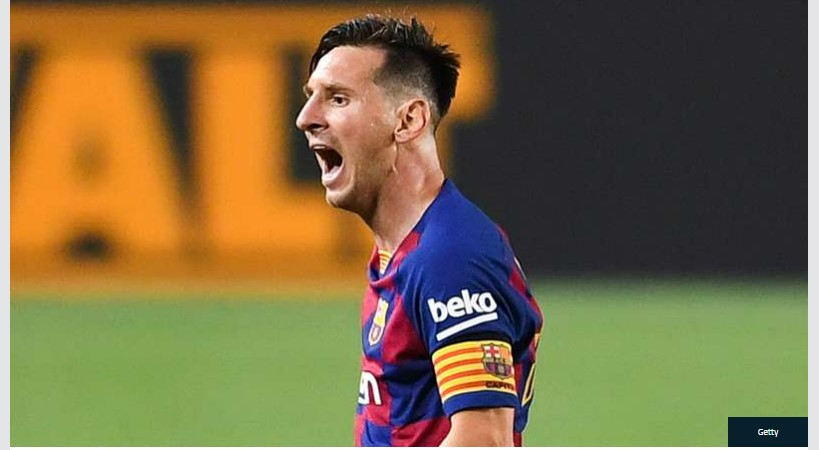 The Argentine is seeking a way out of Camp Nou this summer, but Spanish football's main governing body says he cannot leave the club as a free agent.