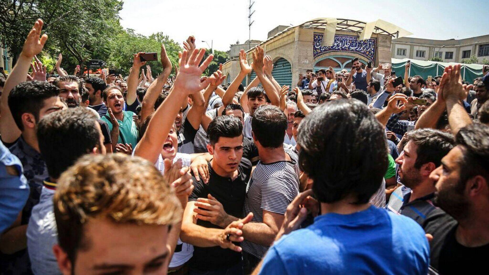 The Iranian regime on Saturday executed a pro-wrestling champion despite global appeals to Tehran, including from President Trump, for the regime to spare the 27-year-old's life.