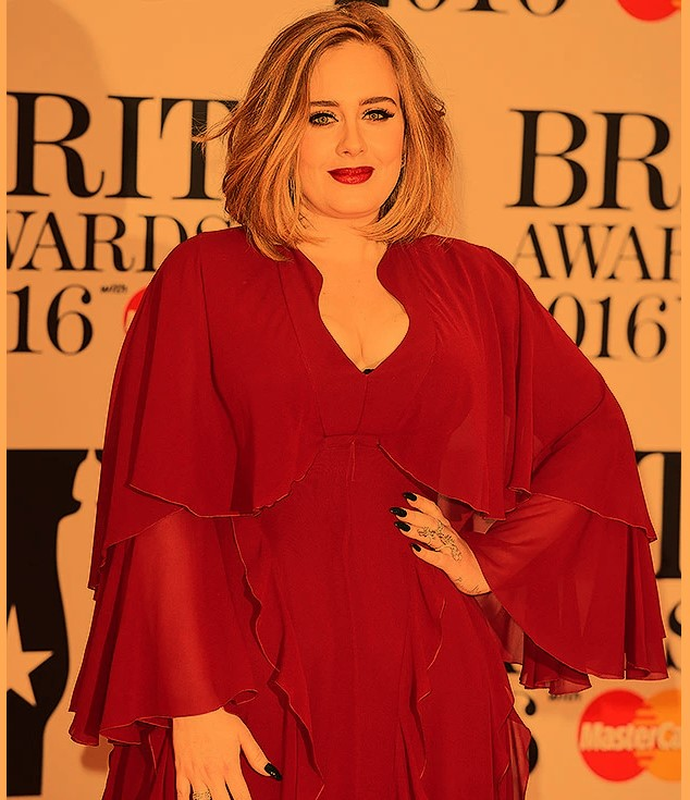 Adele Slays In Jamaican Flag Bikini &$15K In Jewelry After 100 Lb. Weight Loss— See Pic