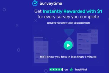 With unemployment on the surge around the world, everyone is looking to have good use of his phone and the internet. We might have heard ofseveralsurveysitesbutwhataboutSurveyTime reviews?