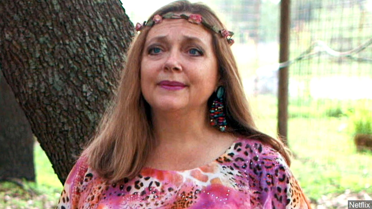 Everything you need to know about the animal rights activist - Carole Baskin