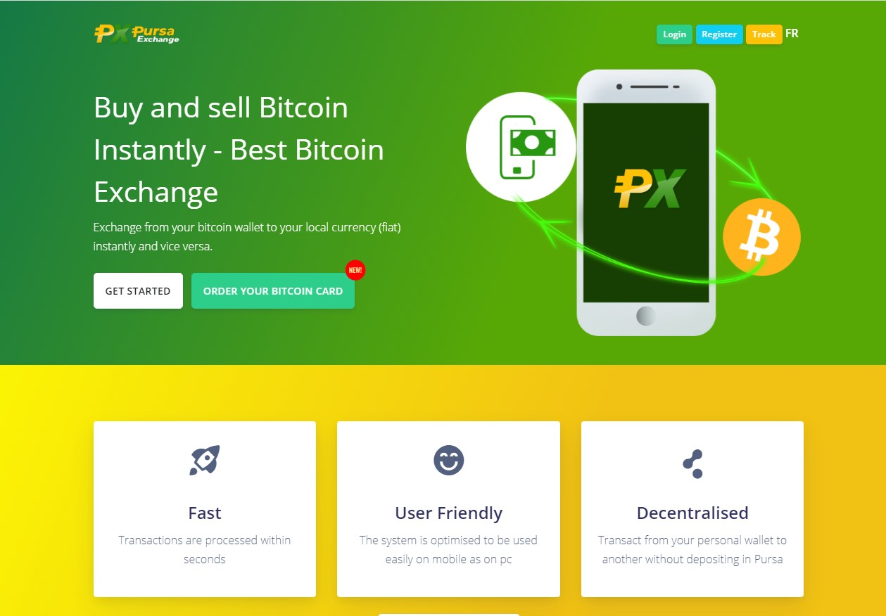 Buy and sell Bitcoin Instantly - Best Bitcoin Exchange Exchange from your bitcoin wallet to your local currency (fiat) instantly and vice versa.