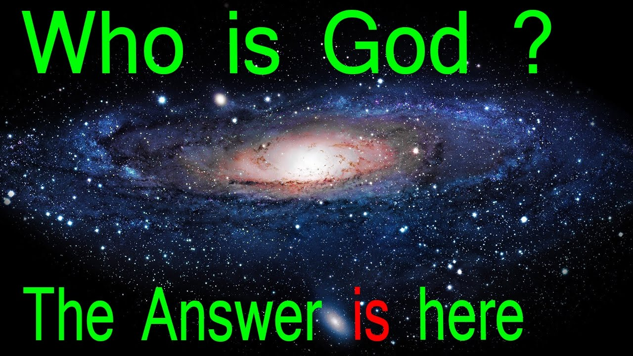 """In order to even understand the answer to this question, the created person needs to understand the Creator. Creator is the first characteristic of we need to consider about when discussing """"Who is God?"""