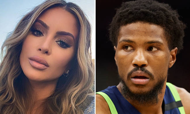 Larsa Pippen receives flirty message from married NBA star Malik Beasley