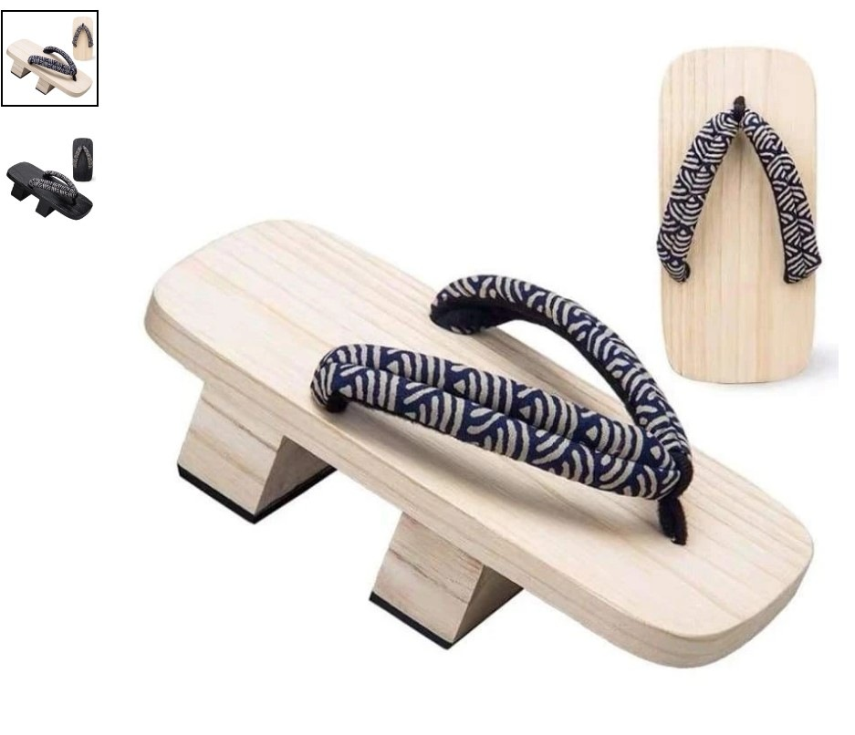 Where You Find the Perfect Geta sandals For Your Kimono