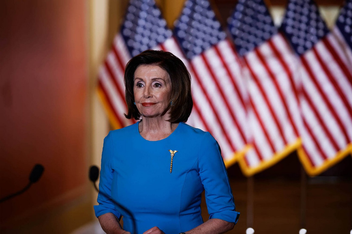 """Pelosi defends impeachment in face of Biden's call for unity: 'We must do it"""""""