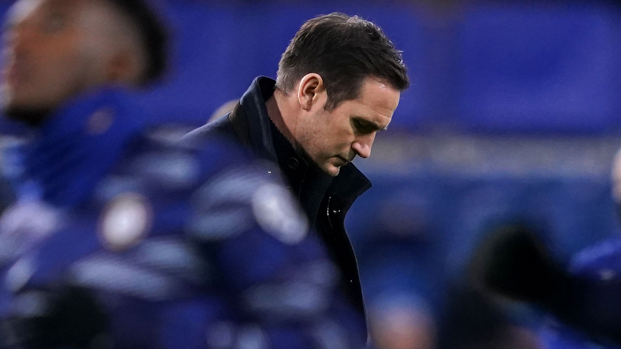 Breaking News: Chelsea have fired manager Frank Lampard