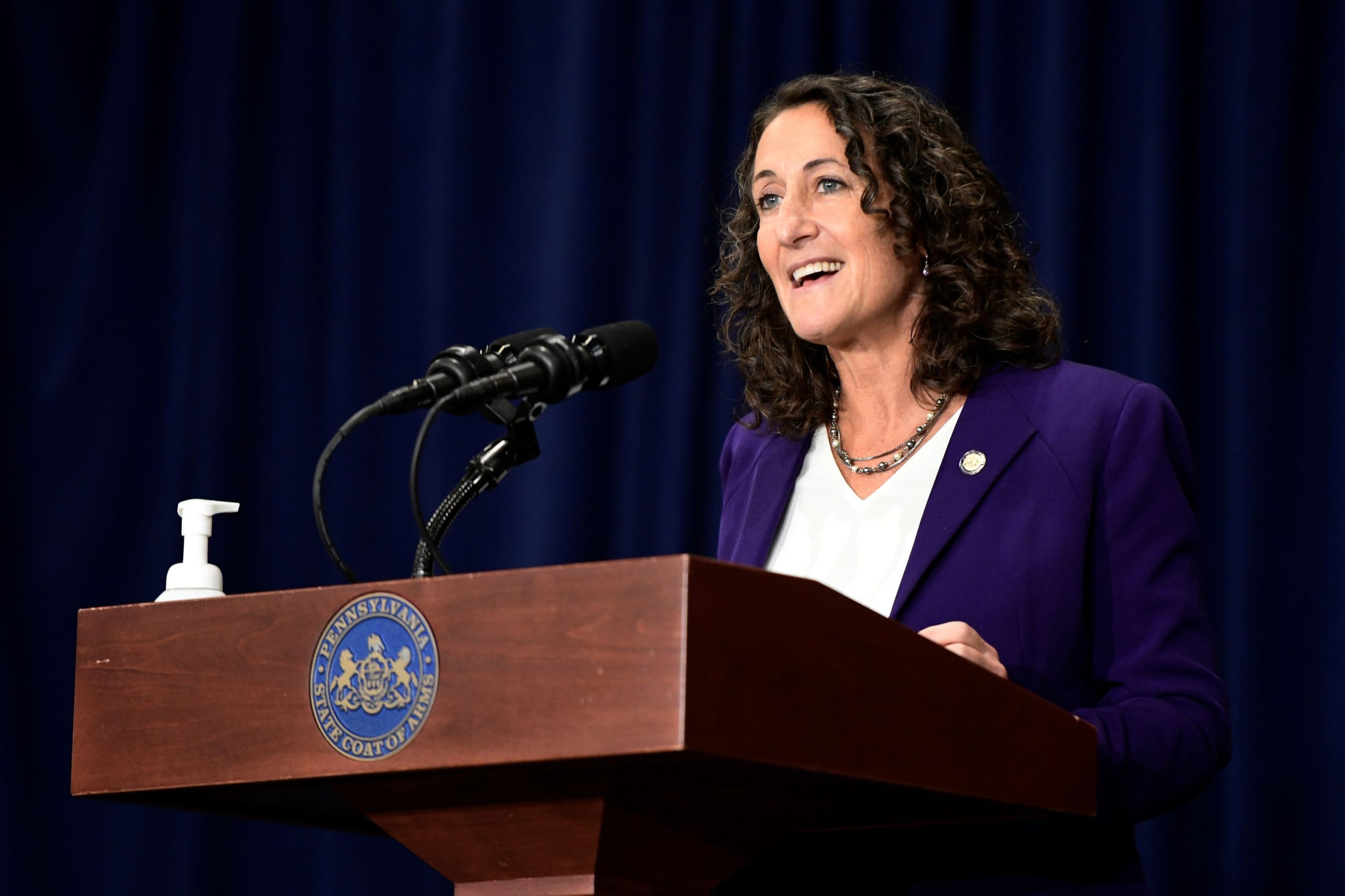 Pennsylvania Secretary of State Boockvar to step down after failure to advertise constitutional amendment