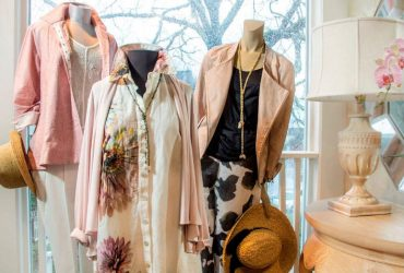 Fashion on Street with Wholesale Boutique Clothing.