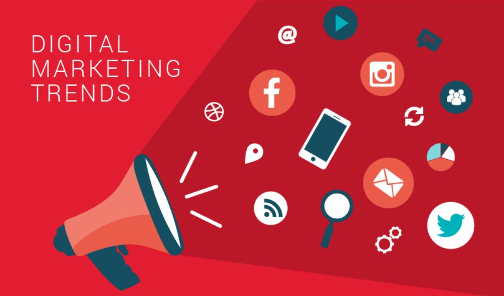Top 5 Digital Marketing Trends to Follow in 2021