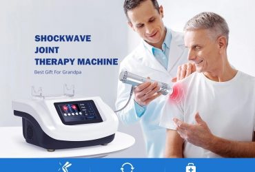 Reviews of the 4 Shockwave Therapy Machines for Body Slimming