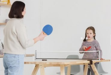 DIY Wood Ping Pong Table: Simple Tips & Guide To Make