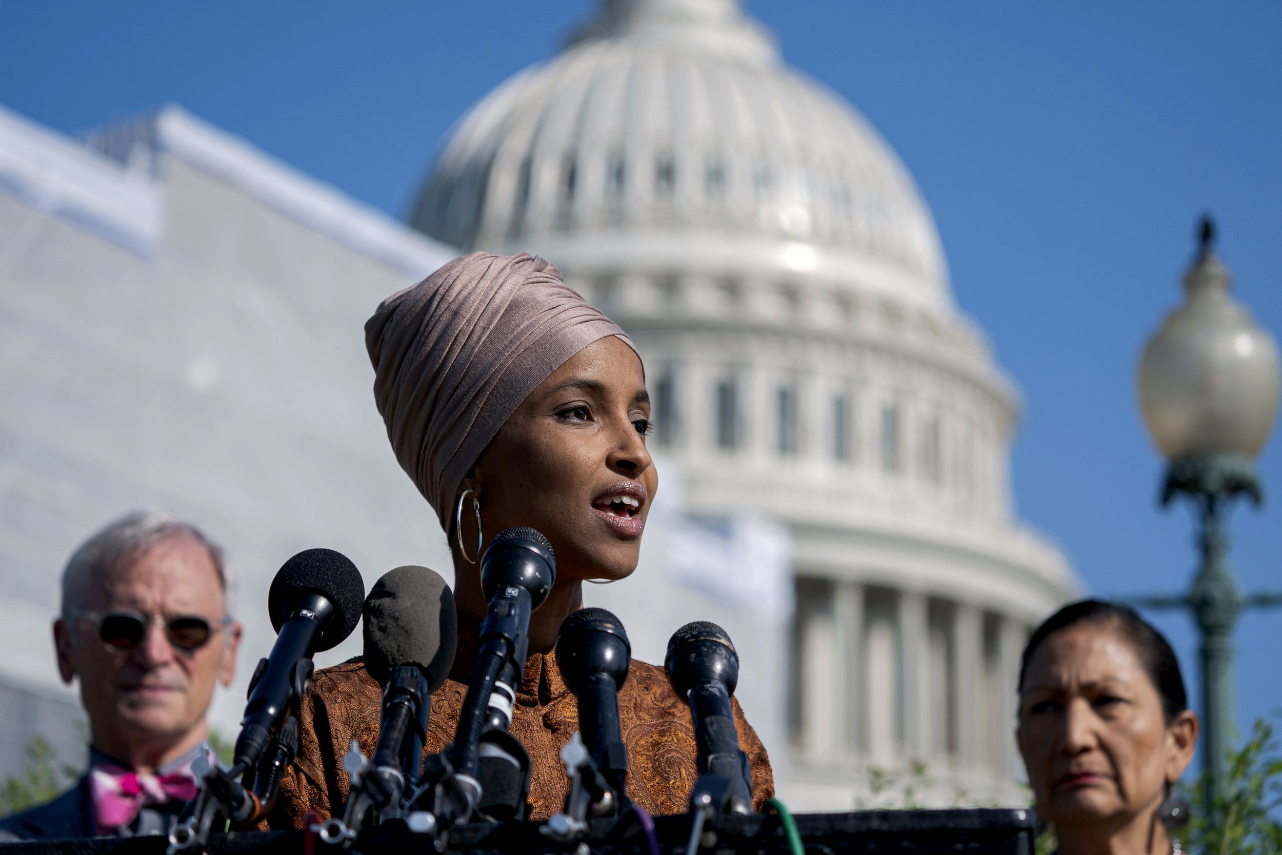 Ilhan Omar leads Democrats in demanding Biden end ICE contracts with state, local jails