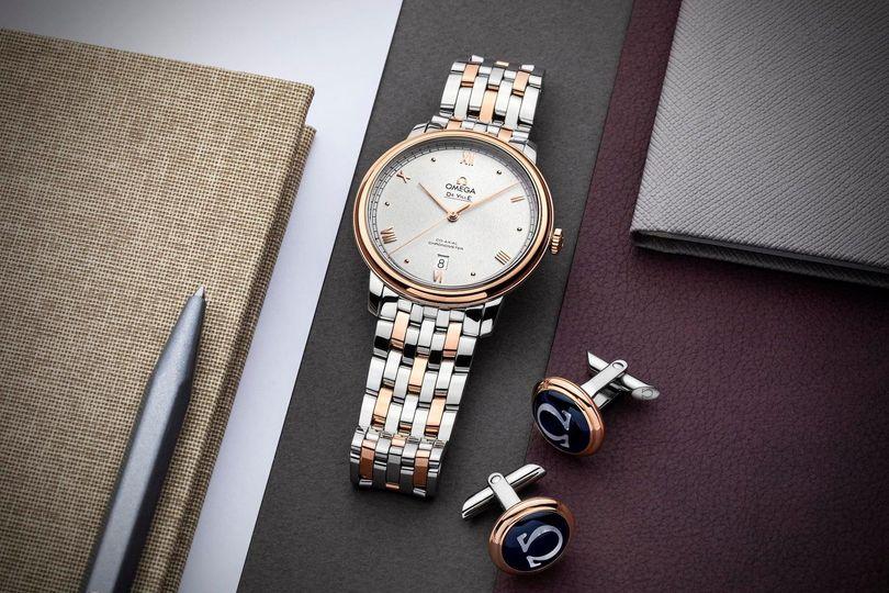 New Omega De Ville Watch