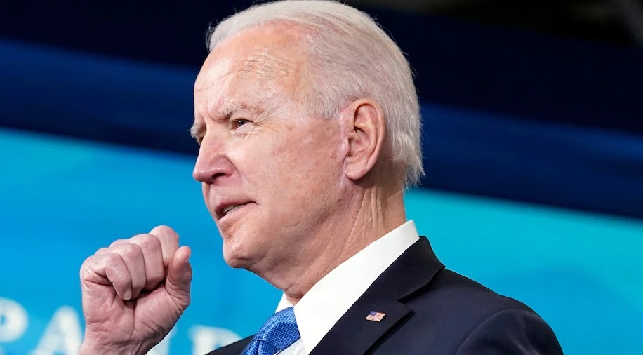 Biden hits 50-day milestone of going without a formal news conference as president
