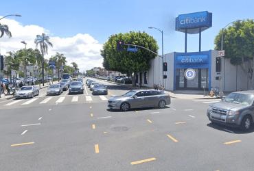 Los Angeles vehicle