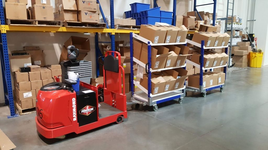 Top Four Benefits of Material Handling Solutions You Should Know About
