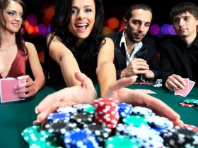 When using an online casino, players need not have to worry about someone stealing their cash.