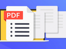 Edit and Convert PDF File