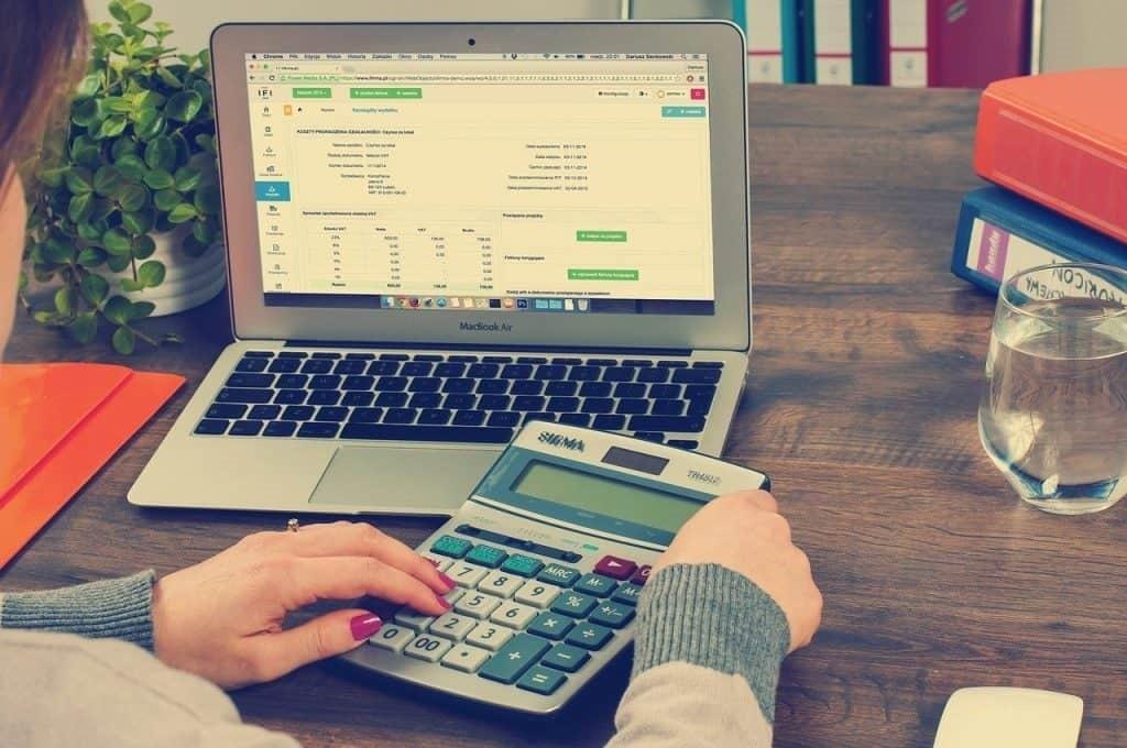 Bookkeeping benefits