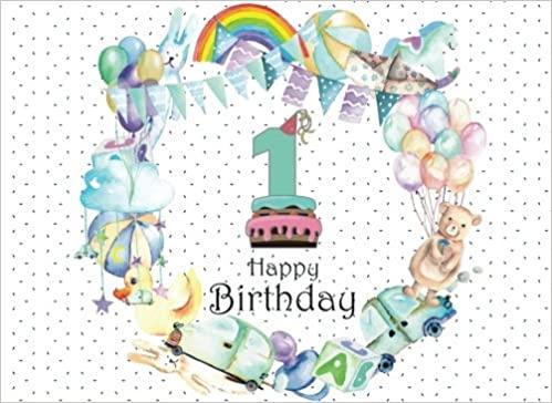 First 1st Birthday
