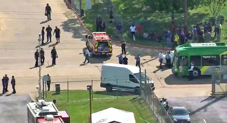 Bryan, Texas mass shooting leaves at least one dead