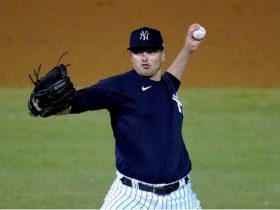 Lefty reliever Justin Wilson returns to Yankees to face the rival Rays
