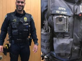 Waterford police officers are now outfitted with body cameras. Waterford police announced that the department's body-worn camera program is now operational, and officers will be recording interactions with members of the public.