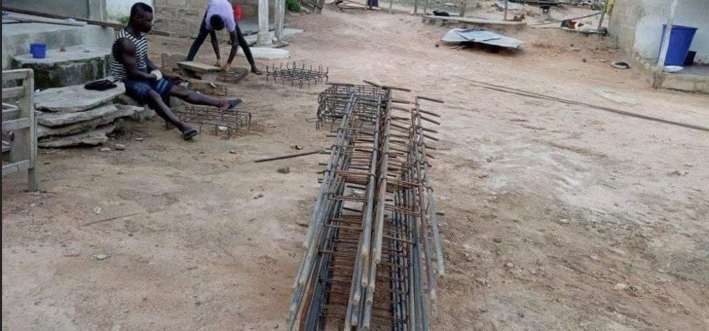 AfrikRising International's Project in Ghana Becomes a Reality