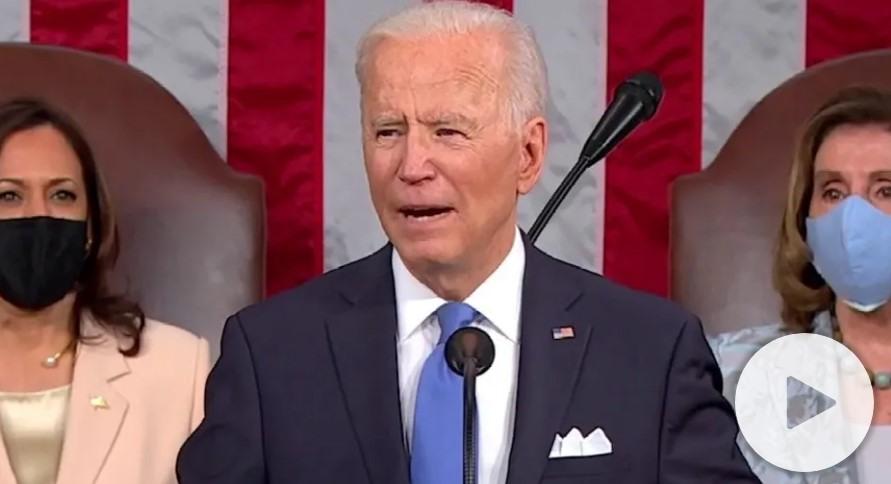 American people are racist - Joe Biden
