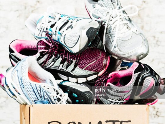 How to Collect Shoes for a Shoe Fundraiser Drive