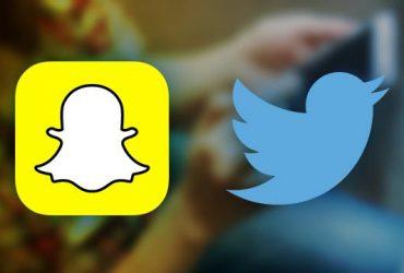 Twitter vs Snapchat