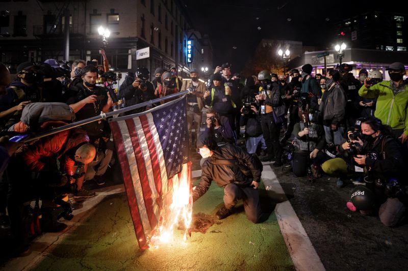 Endless riots turn Portland into city of 'Mayhem'