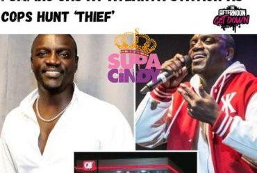 Akon's Car Stolen at Gas Station