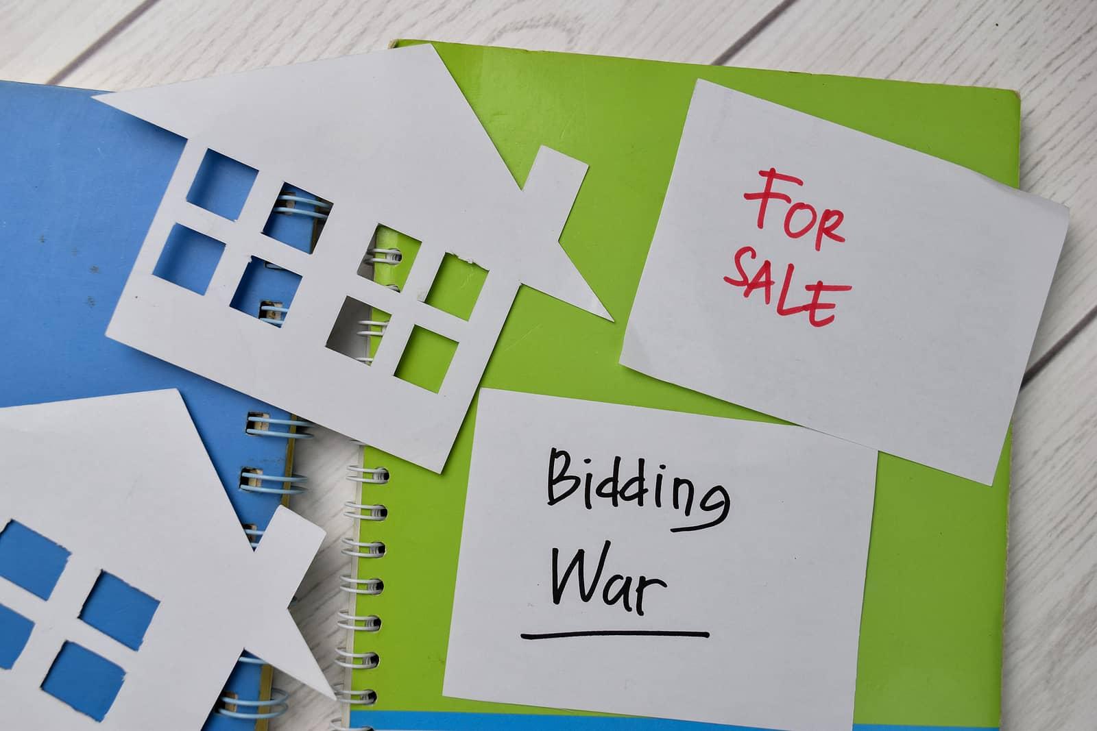 Real Estate Bidding