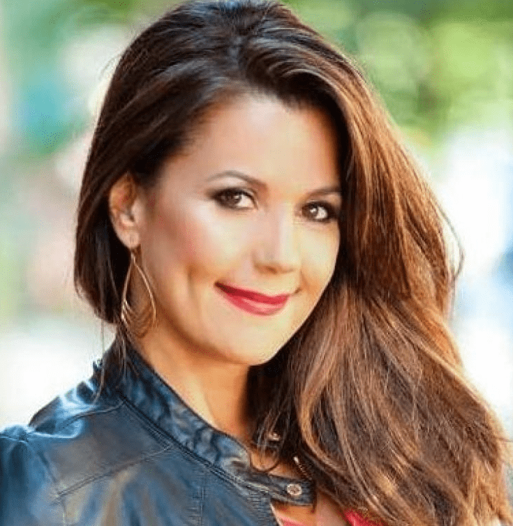 Adriana Cohen in Bikini Pictures