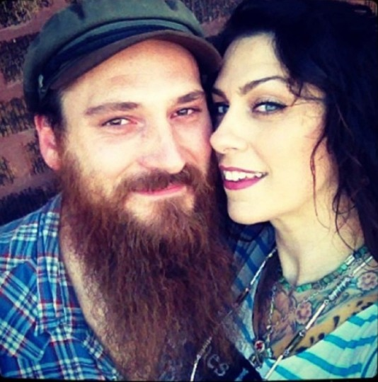 Danielle Colby, who has always had an intriguing personality, is married to French artist and graphic designer Alexander De Meyer