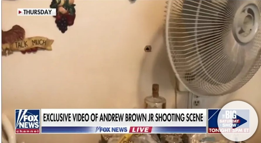 Andrew Brown Jr. shooting: Judge limits body camera footage that family can see
