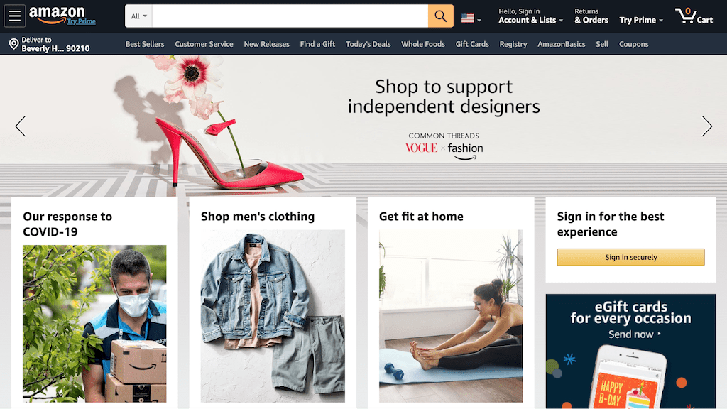 Provide high-quality images Shopping sites are based on visual representations. Hence, the images on your website must be of high-quality. Include multiple images of the same product, and videos wherever possible. Recently, videos have become popular in eCommerce websites to give users more idea of the product.