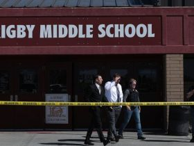 Shooting at Idaho middle school injures 3, 1 arrested