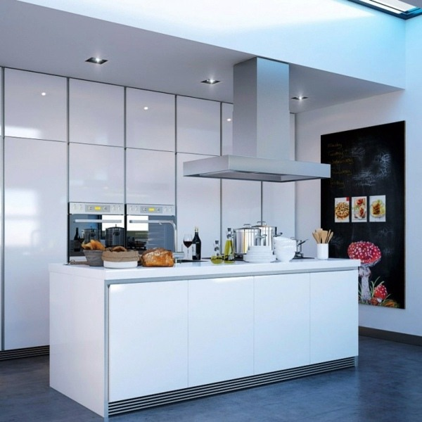 How to Carve an Efficient and Modern Kitchenette?