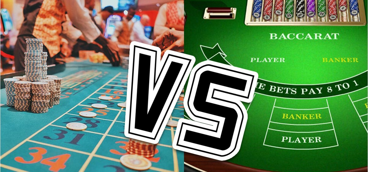 Contrast between online and traditional casinos: Which is best?