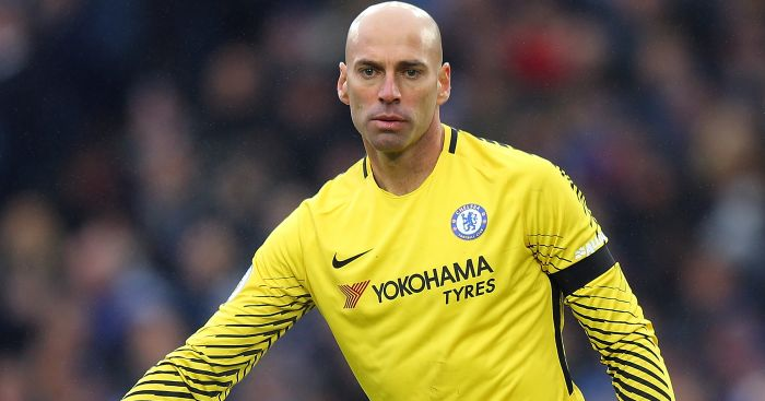 Willy Caballero's Biography, Net Worth and Statistics